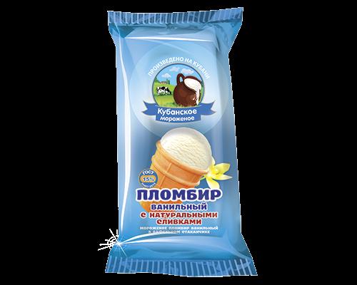 """Пломбир """"Ванильный"""" в/с"""