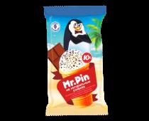 """Мороженое сливочное """"Mr Pin"""" ваниль с шоколадной крошкой  в/с"""