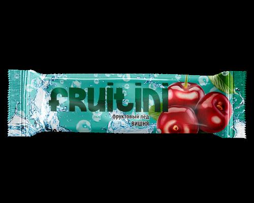 """Лед яблочный """"Фруттини """" с ароматом вишни"""