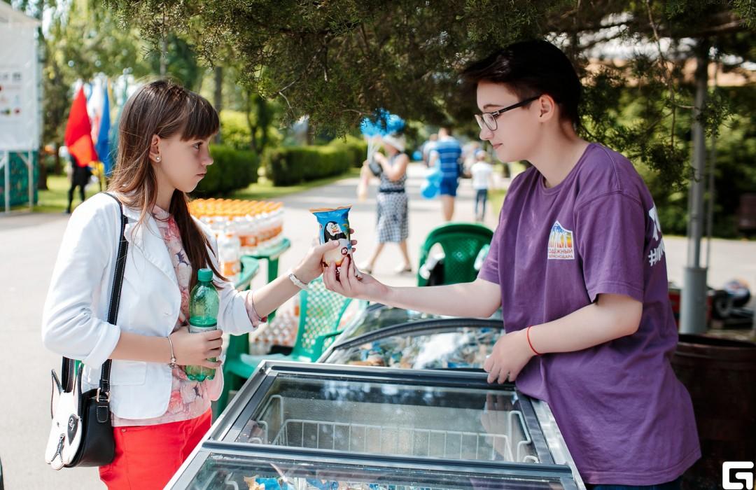 «Кубань-Мороженое» на фестивале «Лучшее – детям!»