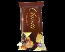 Эскимо пломбир с карамелью в молочном шоколаде